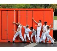 F C C - Fully Choreographic Container