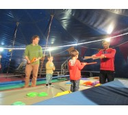 STAGE PARENTS / ENFANTS CIRQUE