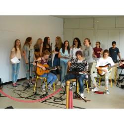 SEJOUR ARTISTIQUE _ MUSIC OU GRAFF 13-17 ans, à partir du 15  juillet ou du 06 août