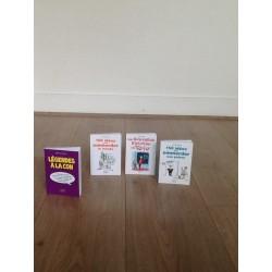 Petits livres à la con !!!!