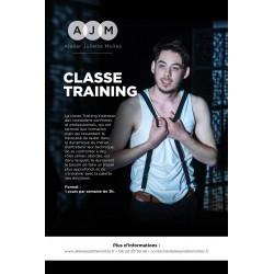 Formation pro de l'acteur - classe training
