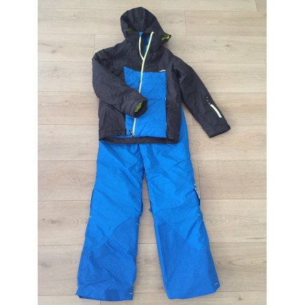 Blouson et pantalon de ski. Taille 12 ans