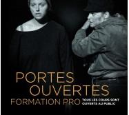 Portes ouvertes à l'AJM, école de Théâtre à Paris