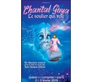 """EXCLU 4 PLACES DE SPECTACLES """"Chantal Goya et le soulier qui vole"""""""