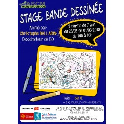 Stage de BD