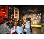 Programme des vacances de Février au Musée National du Sport