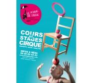 Stage de cirque 3/5 ans - Clermont l'Ht