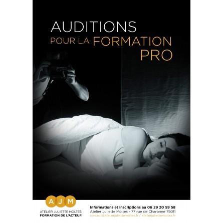 Auditions Saison 2019/2020