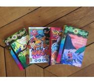 manga & cabane magique