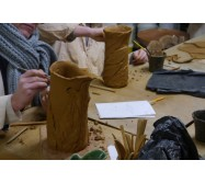 Stage de poterie modelage