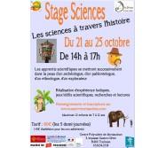 Stage de sciences et savoirs