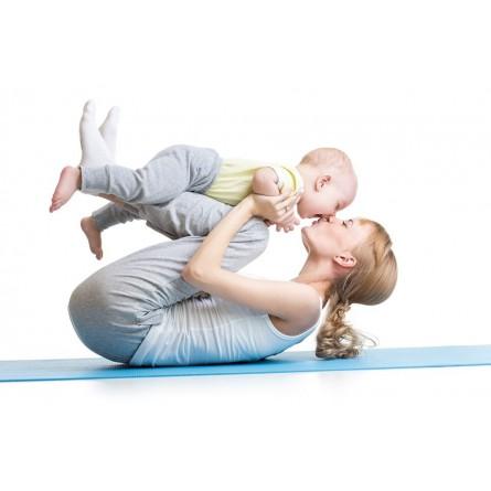 Cours de yoga maman-bébé