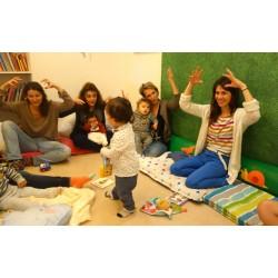 Ateliers SIGNES AVEC BÉBÉ: Parents/Enfant 0-3 ans