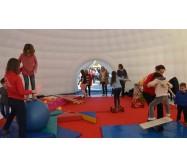 Stage cirque, aérien et voltige à cheval