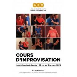 Cours d'Improvisation Amateur