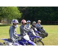 Équitation et sports mécaniques  au Haras de Val en Pré/ 8 jours