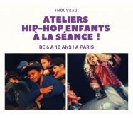 Ateliers Découverte Hip-hop enfants 6-10 ans