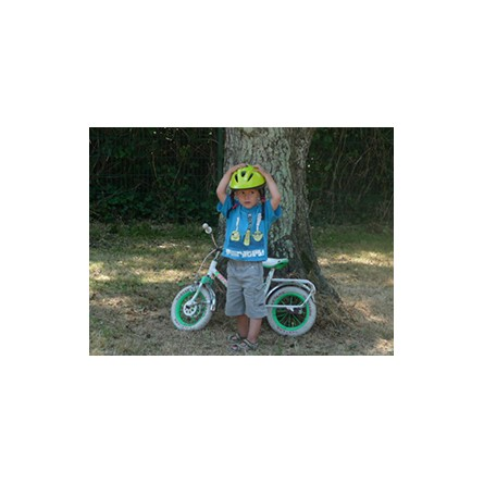 Apprentissage du vélo