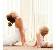 Yoga, adultes et enfants