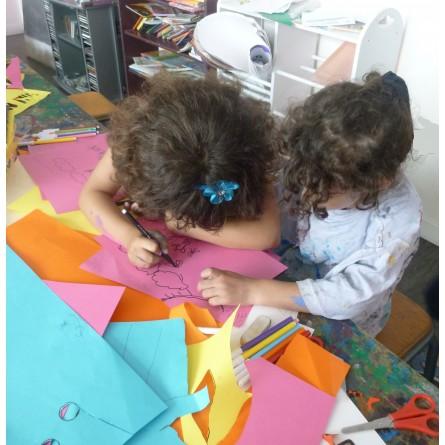 Môm'Frenay, un accueil artistique des 4-11 ans dès la sortie de l'école!