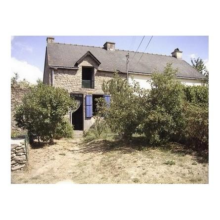 Maison de village pour 5 personnes à 12 km de la mer.