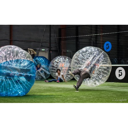 Anniversaire Bubble Foot chez SoccerPark