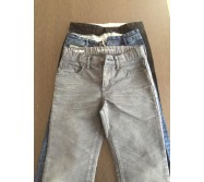 Lot 2 jeans +1 pantalon Gap 12 ans