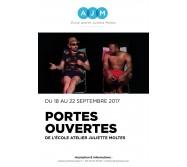 PORTES OUVERTES DE L'ÉCOLE ATELIER JULIETTE MOLTES